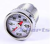RR Öltemperatur Anzeige Ölthermometer TRIUMPH Bonneville Thruxton 900 ab 2004