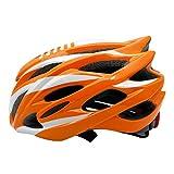 Sharplace Damen Herren Fahrradhelm Rennradhelm mit Insektenschutz, MTB Fahrrad Helm Integral mit 23...