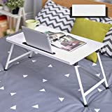 Laptoptisch Faltender Laptop-Schreibtisch-Tabellen-Stand, Computer-Laptop-Stand, Faltbares...