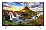 Telefunken D55U400X4CWII 140 cm (55 Zoll) Fernseher (4K Ultra HD, Smart TV, Triple Tuner)