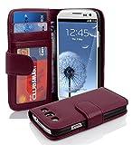 Cadorabo - Book Style Hülle für Samsung Galaxy S3 / S3 NEO (I9300) - Case Cover Schutzhülle Etui...