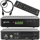Anadol HD 202c digitaler Full HD Kabel Receiver für digitales Kabelfernsehen (HDTV, DVB-C / C2,...