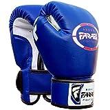 Kinder Boxhandschuhe 4oz Blau