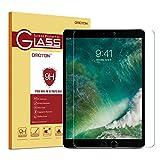 OMOTON Panzerglas Schutzfolie für iPad Pro 10.5 [2017], 9H Härte, Anti-Kratzen, Anti-Öl,...
