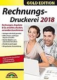 Rechnungsdruckerei 2018 - Rechnungen, Angebote, Mahnungen, Gutschriften schreiben - keine zeitliche...