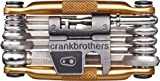 Crank Brothers Multi-17 tool, gold