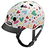 Nutcase Little Nutty Happy Hearts Kinderfahrradhelm