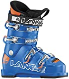 Lange RSJ 60 Kinder-Skischuhe LBF5140 Blue/Orange Gr. 25.5