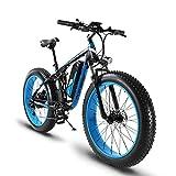 Extrbici XF800, E-Bike,1000W, 48V, 13Ah, Xf800, blau