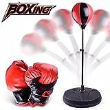 Kinder Punchingball Set, Gusspower Jugend Boxen Box-set mit Boxhandschuhen & Pumpe für Erwachsene...