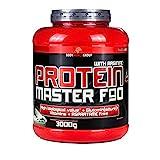 BWG Protein Master F90, Eiweißshake, Muscle Line, Deluxe Proteinshake Vanilla, Dose mit Dosierlöffel, 1er Pack (1 x 3000g)