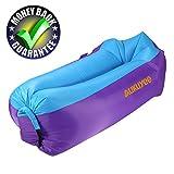 Aufblasbare Liege, Hängematte, Air Sofa AUKUYEE aufblasbare Air Bag Air Betten Tragbar, robust,...