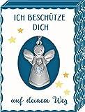 Schmuckanhänger - Kleiner Schutzengel: Ich bin immer bei dir/wo du auch bist (Sortiert, nicht...