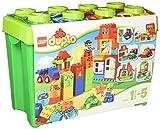 Lego 10580 Duplo Deluxe Steinebox, Kreatives Kinderspielzeug