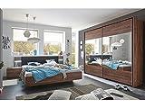 SAMANTHA Komplett-Schlafzimmer Akazie