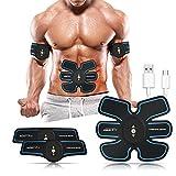 Muskelstimulation, EMS Training Muskelstimulator, Elektronische Bauch Muskeltraining Maschine,...