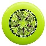 Discraft Ultra-Star 175g Ultimate Frisbee 'Starburst' - gelb