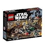Lego 75166 Star Wars First Order Transport Speeder Battle Pac, Star Wars Auto Spielzeug
