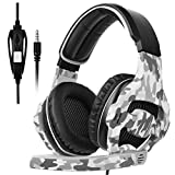 [SADES 2017 Multi-Platform Neue Xbox one PS4 Gaming Headset], SA810 Gaming Headsets Kopfhörer...