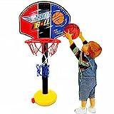 OverDose Kindersportartikel Basketball Rahmen Basketball Kombination Basketball frame Basketball Combination Sport Spielzeug (Flexibele)
