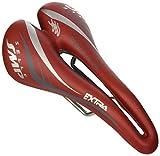 Selle SMP Extra Color Edition Farben ! MTB Rennrad Fahrrad Sattel 100% druckfrei, Farbe rot