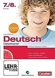 Lernvitamin Deutsch Diktattrainer 7./ 8. Klasse
