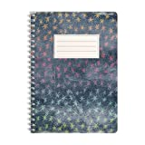 WIREBOOKS Notizblock 5051 mit 60 Blatt DIN A5 blanko