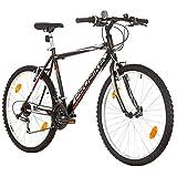 Coollook PROBIKE 26 Zoll Fahrrad Felge Mountainbike MTB Weiss Glanz Starren Rahmen Fahrradherren Rad...