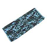 Finebuying Kühlendes Handtuch Ultraleicht Schnelltrocknend Mikrofaser Handtücher Kühltuch...