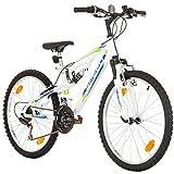 24 Zoll Speed EU-PRODUKT Fully Jugend Fahrrad jungenfahrrad Rad Bike Cycling Damenfahrrad...