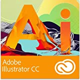 Adobe Illustrator CC-Abo Multilingual | 1 Jahreslizenz | Mac Download