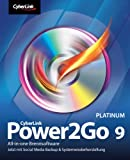 Power2Go 9 Platinum [Download]