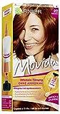 Garnier Tönung Movida Pflege-Creme, Intensiv-Tönung Haarfarbe 22 Rotkupfer (für leuchtende Farben, auch für graues Haar, ohne Ammoniak), 3er Pack