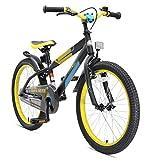 Bikestar Premium Sicherheits Kinderfahrrad 20 Zoll für Mädchen und Jungen ab 6 Jahre  20er...