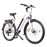 NCM Milano 48V, 26'/28' Zoll Damen & Herren Urban E-Bike Elektrofahrrad Pedelec, 250W Das-Kit...