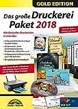 Das große Druckerei Paket 2018 Einladungen, Etiketten, Glückwunschkarten, Visitenkarten, CD/DVD...