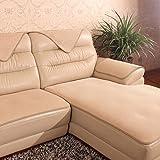 MEHE@ Romantik stilvoll Persönlichkeit kreativ Leder Sofa Kissen Anti-Rutsch Vier Jahreszeiten Gemeinsame Kissen Europäische Luxus-Stoff Einfache Modern Sofa-Überwürfe ( größe : 70*210cm )