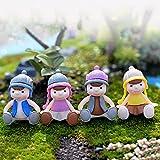 Mode Garten Verzierung Kunstgewerbe Mini Künstliche Babys Deko Handwerk Topf DIY Garten Deko...
