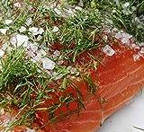 Hamburger Fischwerker Lachs gebeizt mit Dill 300g