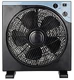 Bodenventilator Ø33cm 40 Watt | Tischventilator | Standventilator | Ventilator | Windmaschine |...