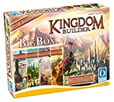 Queen Games 10363 - Kingdom Builder Big Box 2nd Edition - Basisspiel mit allen Erweiterungen und...