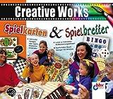 Spielkarten & Spielbretter, 1 CD-ROM Zahlreiche Vorlagen oder eigene Kreationen verwenden. Leicht zu...