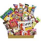 Japanische Süßigkeit Dagashi Kasten 20pcs Umaibo Imbiss Gumi Kartoffelchip Kitty Schokolade mit...