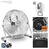 TROTEC TVM 14Kühlventilator Flur | 70W LEISTUNG | 35cm Durchmesser | 3-Stufen Geschwindigkeit...
