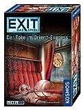 KOSMOS Spiele 694029 - 'EXIT - Spiel: Tote im Orient-Express' Brettspiel