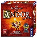 KOSMOS 691745 - Die Legenden von Andor, Kennerspiel des Jahres 2013, Strategiespiel