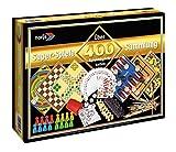 Noris Spiele 600002566 - Spielesammlung mit 400 Möglichkeiten