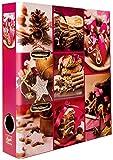 Cook Bombastic Rezeptordner A5 Motiv 'Weihnachtsplätzchen' / 5,5 cm Rücken mit Hebelmechanik