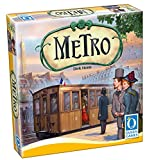 Queen Games 10241 - 'Metro' Brettspiel