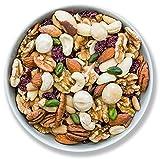 Edle Nussmischung Exclusiv by 1001 Frucht | ohne Salz | ohne Zucker | ohne Zusätze |...